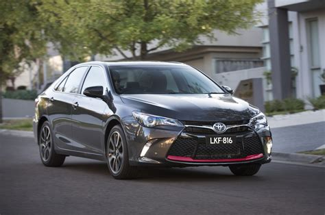 2016 Toyota Camry On Sale In Australia From $26,490