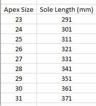 New Apex Ml 3 23 To 27 Flex 90 100 110 Womens All Mountain