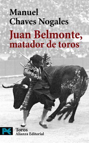 juan belmonte matador de 8420609757 juan belmonte