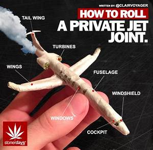 Private Jet Joint | Stoner Guide