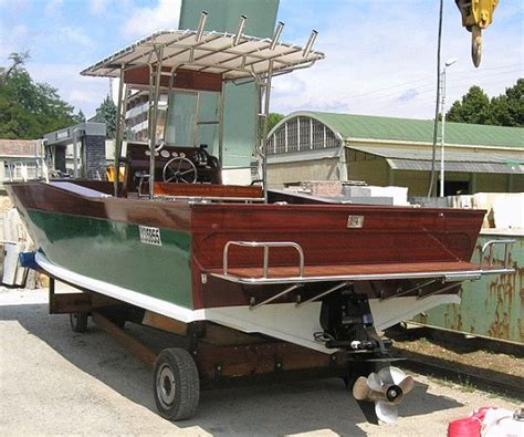 Wooden Boat Plans Center Console by Wooden Center Console Boat Plans Sectional Boat Small