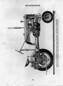 1950 Mccormick Farmall Cub Owner U0026 39 S Manual