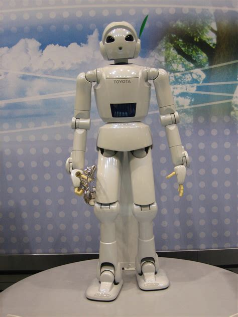 Toyota Robot by File Toyota Partner Robot Front Amlux 2007 Jpg