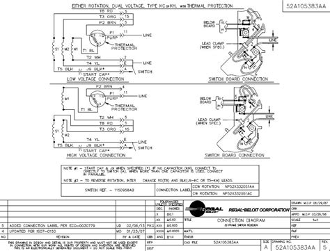 Baldor Capacitor Wiring Diagram Circuit Maker