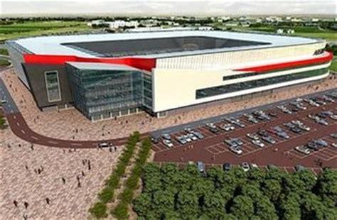 Barr pencilled for new Aberdeen football stadium