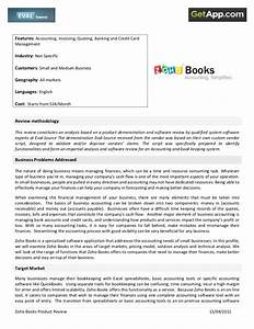 zoho books analyst review april 2011 With documents zoho books