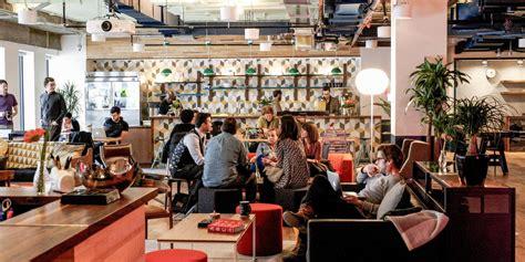 bureau plus montreal wework un nouvel espace de travail collaboratif à