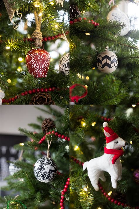 kid friendly christmas tree decorations our eclectic kid friendly tree live free creative co