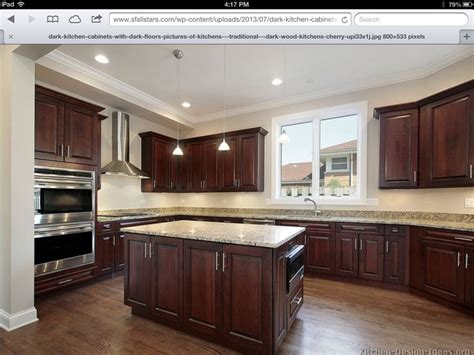wood flooring with cherry cabinets hickory floors cherry cabinets home ideas pinterest cherry cabinets cherries and kitchens
