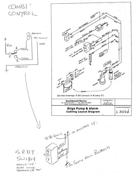 rule bilge wiring diagram two way switch 45 wiring