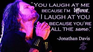 Korn Quotes. Qu... Korn Hater Quotes