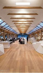 Modern Office that was Renovated from Historic Boat House ...