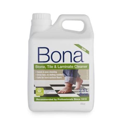 Bona Floor Cleaner Ingredients by Bona Tile Laminate Floor Cleaner Refill 2 5l