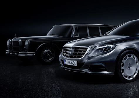 First Look At The Photos Of The Mercedes-maybach Pullman