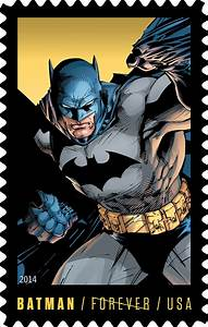 Batman Stamps Dedication Ceremony Kicks Off New York Comic ...