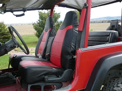 buyers guide  jeep wrangler seat covers ultimate rides