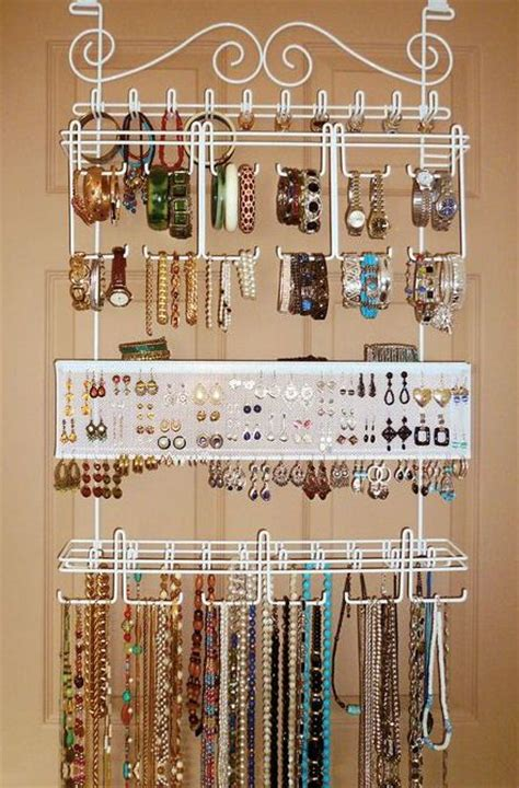 the door jewelry organizer 768 best images about jewelry display ideas on