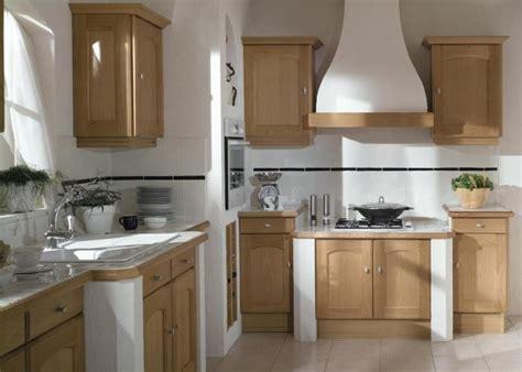 caisson cuisine chene décoration cuisine chene clair exemples d 39 aménagements