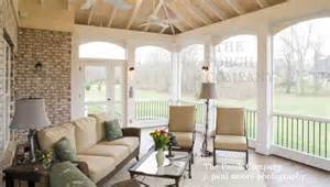Screened In Front Porch Decorating Ideas screen porch design ideas for your porch s exterior