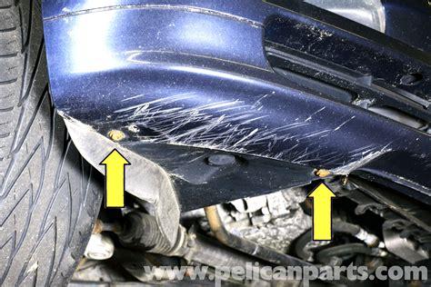 bmw e46 front bumper removal bmw 325i 2001 2005 bmw