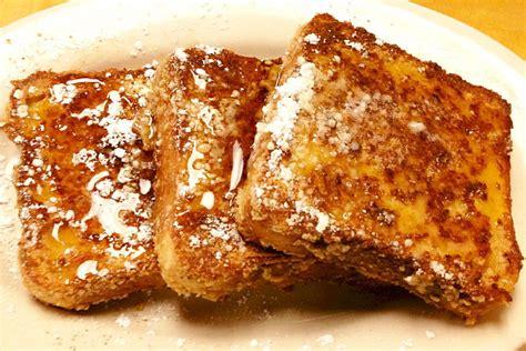restaurant ma cuisine twelve breakfast dishes items granola crusted