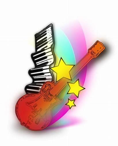 Clipart Clip Musique Keyboard Gingerbread Dancing Hansel