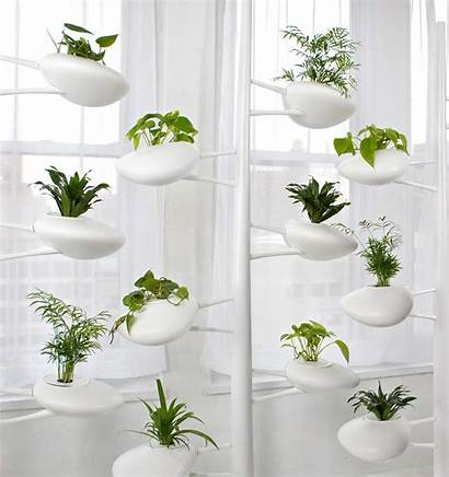 Hydroponic Garden Modern Pod Systems Gardens