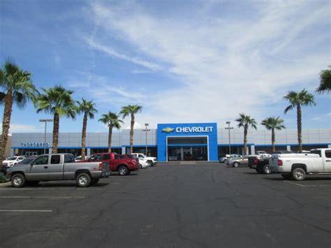 Thorobred Chevrolet by Thorobred Chevrolet Azs Largest Chevy Location Chandler
