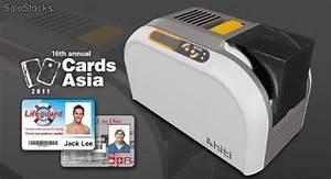 Imprimante Carte Pvc : imprimante cartes et badges casablanca maroc ~ Dallasstarsshop.com Idées de Décoration