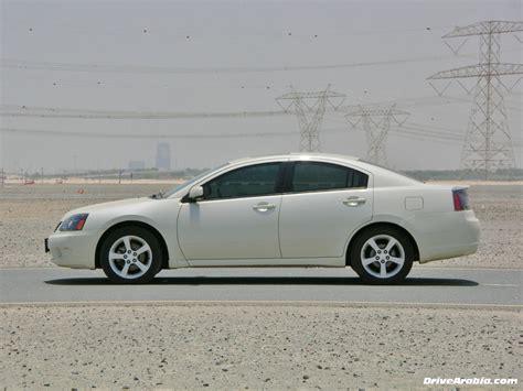 Mitsubishi Galant Gts by Term Wrap Up 2008 Mitsubishi Galant Gts Drive Arabia