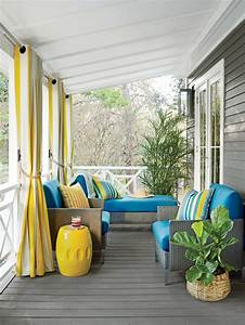 21, Fresh, Airy, Beach, Style, Outdoor, Design, Ideas