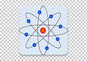 Atomic Theory Bohr Model Science Plum Pudding Model Png