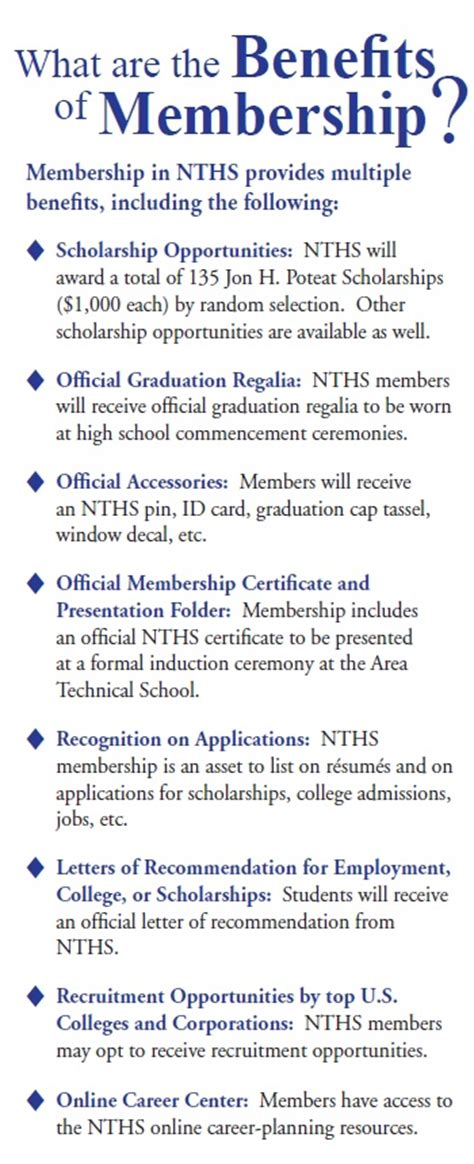free national honor society recommendation letter