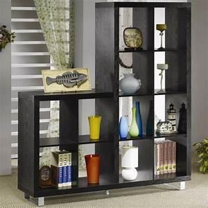 Etagere Cube Noir : etagere noire cube ~ Teatrodelosmanantiales.com Idées de Décoration