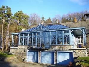 Wintergarten Englischer Stil : englischer wintergarten mit 2 terrassen berdachungen im viktorianischen stil victorian ~ Markanthonyermac.com Haus und Dekorationen