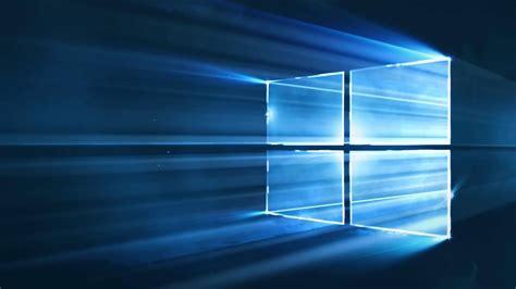 Wallpaper Windows 10 by Windows 10 Logo Animated Loop