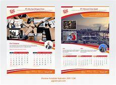 Download Template Kalender 2019 CDR Lengkap Dengan