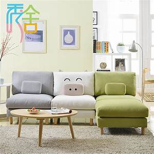 Sofa for small apartment beautiful apartment couch ideas for Sectional couch in small room