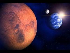 Mars is closest to Earth August 27 2015 year - YouTube