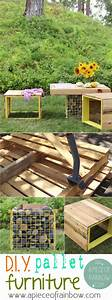 577 best images about pallets on pinterest wooden for Homemade furniture instructions