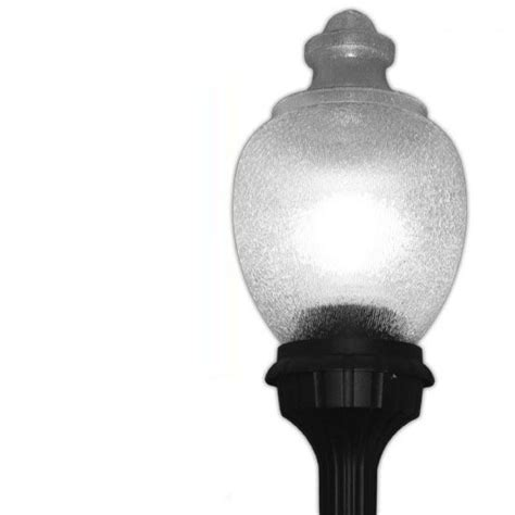 150w hps light fixture incon 87595 150h antique acorn globe pole light 150w hps