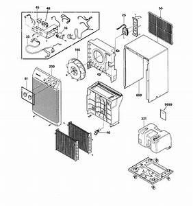 Ge Dehumidifier Parts