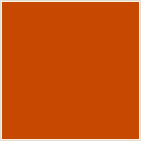 what color matches burnt orange c74800 hex color rgb 199 72 0 burnt orange orange red