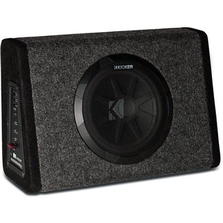 Wiring An Lifier And Sub by Refurbished Kicker Pt250 10 Quot Subwoofer With Built In 100w