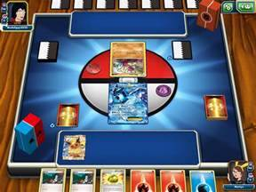 pokemon trading card game online ideal training field