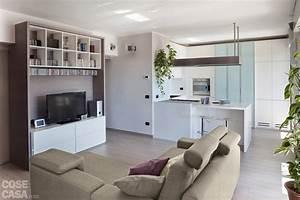 Suddivisioni ottimizzate per la casa di meno di 100 mq Cose di Casa