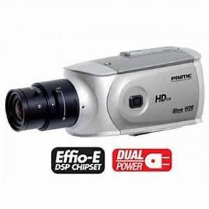 Ultra High Res Effio-E Ex View Box Security Camera 700TVL