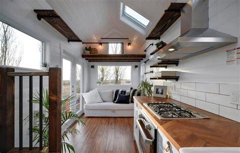 custom napa edition  mint tiny homes tiny living