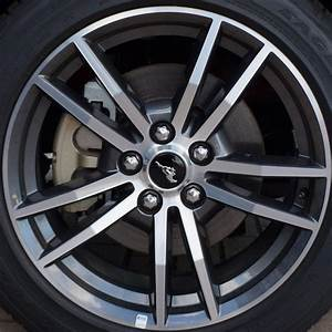 Ford Mustang 10030MG OEM Wheel | FR3Z1007B | OEM Original Alloy Wheel