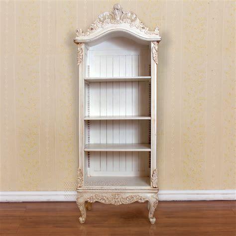 Antique White Corner Bookcase by Antique Bookcase Antique White Bookcase Furniture